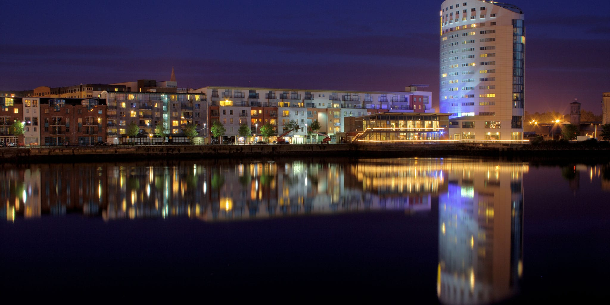 Maps and Directions to Clayton Hotel Limerick